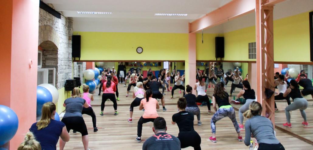 Ernys Gym Insanity trening